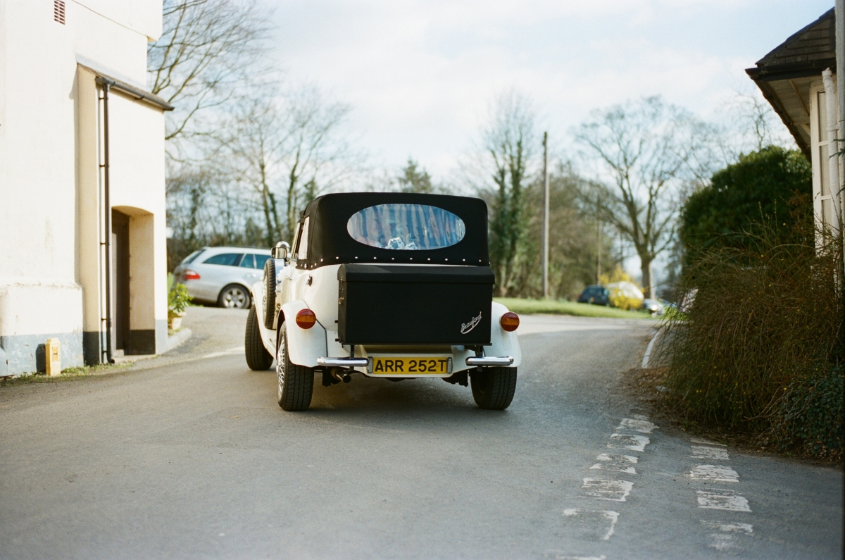 2015 Film Wedding Photography: Dan & Amelia