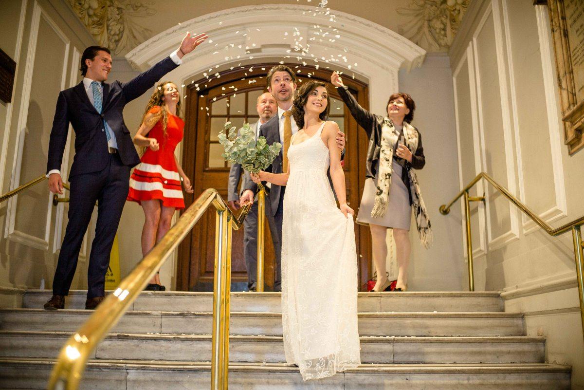 Leica Wedding London – Roxana &Richard